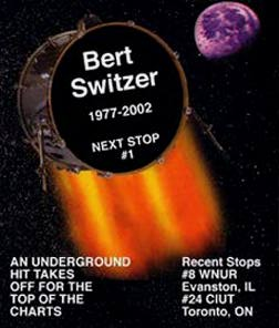 Bert Switzer CD